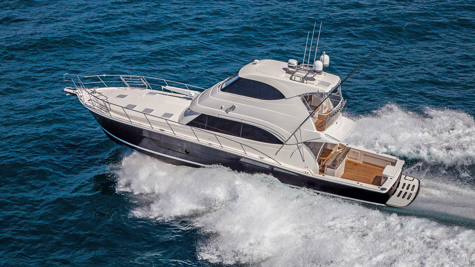Riviera 63 Flybridge Series II
